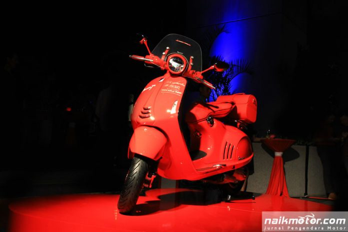 Vespa 946 RED Edition