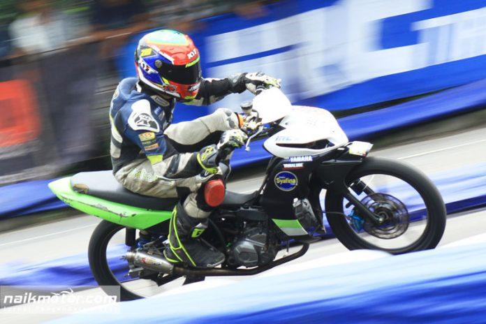 Hasil Kualifikasi Final Yamaha Cup Race