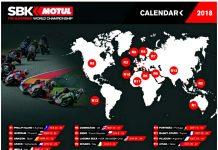 Kalender Sementara World Superbike 2018