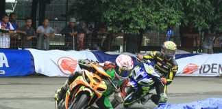 Final Yamaha Cup Race
