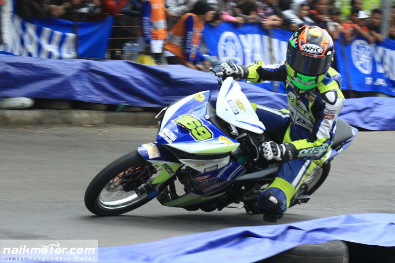 Yamaha Cup Race Solo