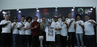 Kustomfest Indonesian Attack ke Jepang