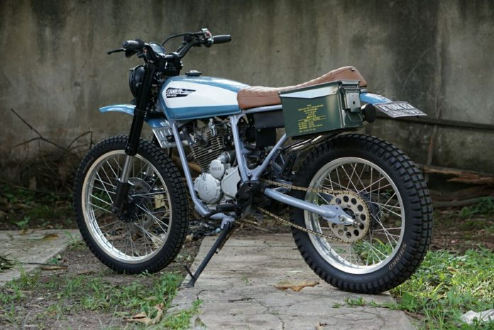 modifikasi scorpio