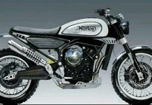 Norton 650cc Urban Tracker