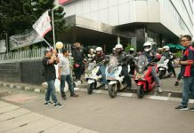 Honda PCX Fun Rally