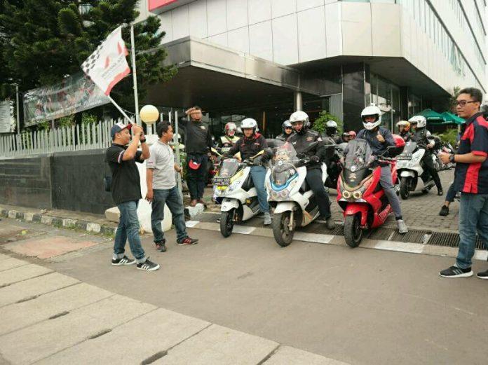 Honda PCX Fun Rally