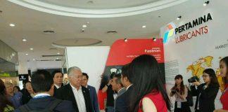 Pelumas Indonesia Merambah Vietnam, Hadir di KTT APEC Vietnam