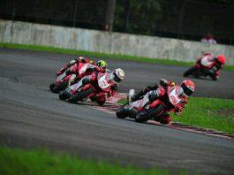 Rheza Danica Memimpin Klasemen Kejurnas Sport 250cc