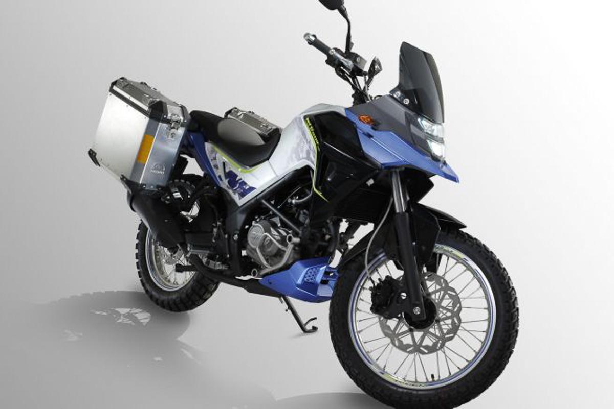 SYM Trazer 200