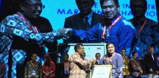 Pertamina Lubricants Menerima Penghargaan Marketeers