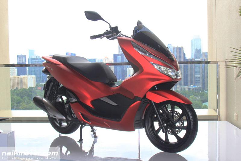 Meski Optimis, Target All New PCX 150 Cuma Setengah Yamaha NMax