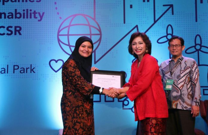 Pertamina Lubricants Meraih 2nd Sustainability Award 2017