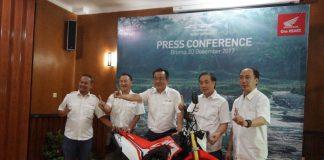 Honda CRF150L Menyapa Jawa Timur