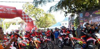 3 Honda CRF150L sebagai Hadiah Jambore Adventure Trail