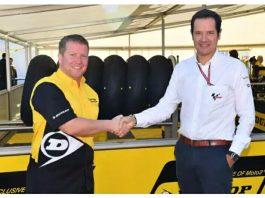 Dunlop Memasok Ban Moto2 dan Moto3 Hingga 2020