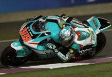 Hafizh Syahrin Tak Didukung Petronas di Moto2 2018