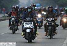 Honda Vario Jadi Primadona Warga Jakarta Tangerang