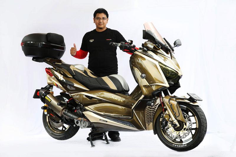 CustoMAXI Tangerang