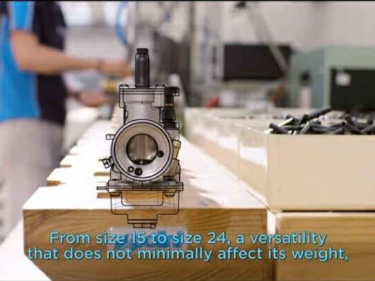 Video Pembuatan Karburator
