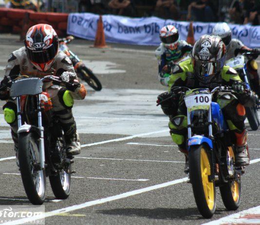 M Nurgianto Tak Terbendung di Kelas Super Pro Padepokan ISC Indoclub Championship 2017