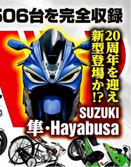 Hayabusa Model 2019