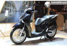 di Italia Skuter Paling Popular Honda SH