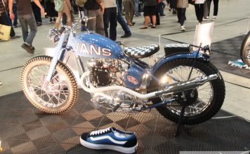 Motor Vans di Yokohama Hot Rod Custom Show 2017