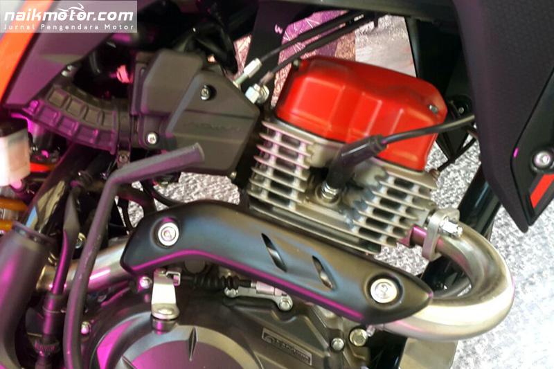 Asyik! Beli Honda CRF150L di Wahana Bisa Pilih Warna