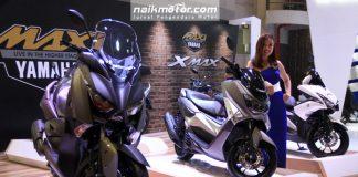 Begini Cara Registrasi Order Online Yamaha XMAX