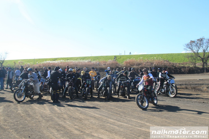 Bratstyle Flat Track Party