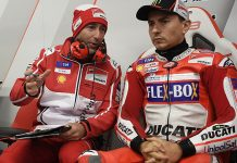 Chief Mechanic Ducati