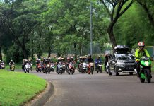 Touring Forwot XV