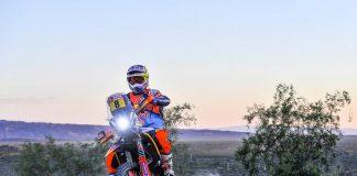 Reli Dakar 2018