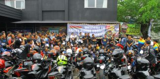 GSX Community Nusantara Mengadakan Safety Riiding Course