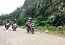 Jisel Telah Menyelesaikan 4 Ribu Km Menjelajah Kalimantan