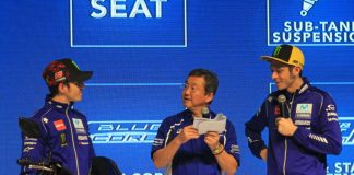 Indonesia diserbu pembalap MotoGP