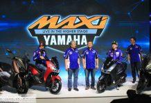 Launching Yamaha Lexi 125