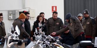 Workshop Custom di Italia