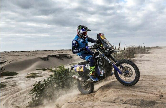 Yamaha Menguasai Etape ke-4 Reli Dakar 2018
