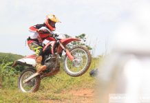 Video Ngetrail Bareng Honda CRF150L
