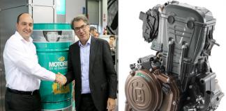 Motor Baru Husqvarna