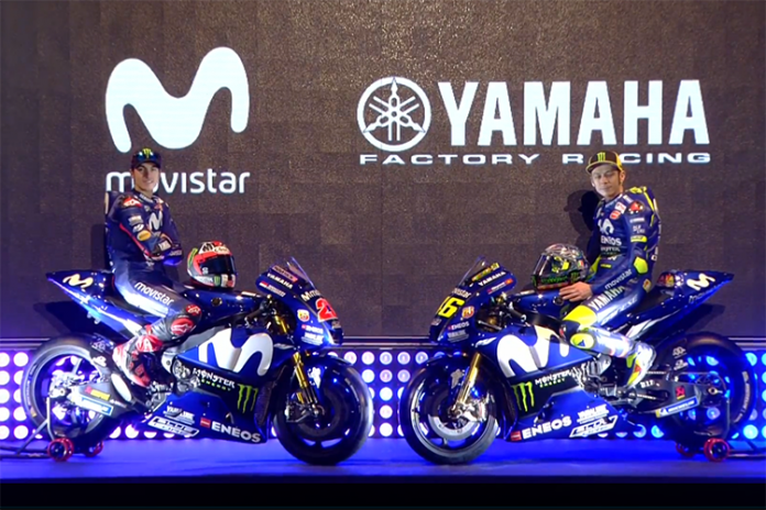 Yamaha YZR-M1 2018