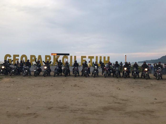 Touring Kolosal Reborn Exploridetion Menjelajah Ciletuh