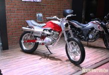 Modifikasi Honda CB150 Verza