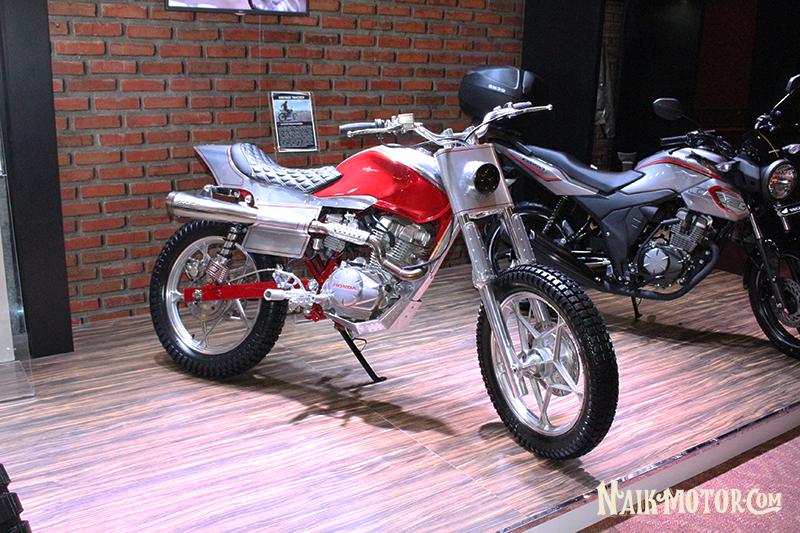 Modifikasi Honda CB150 Verza