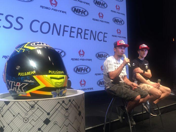 Pembalap MotoGP Ini Membanting-banting Helm NHK