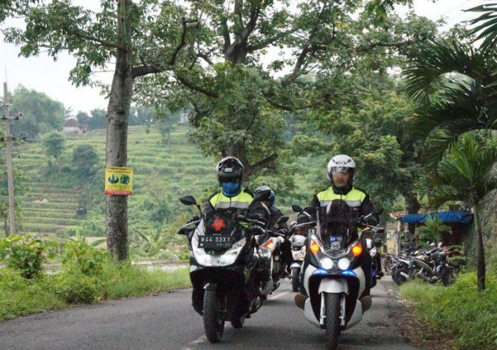 Honda PCX Vacation