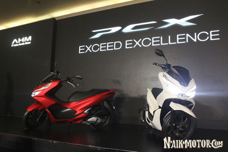 Inden Honda New PCX