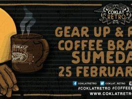 Coklat Retro Coffee Braaake Menyambangi Sumedang