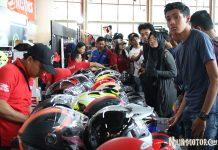 Jakarta Helmet Exhibition 2018